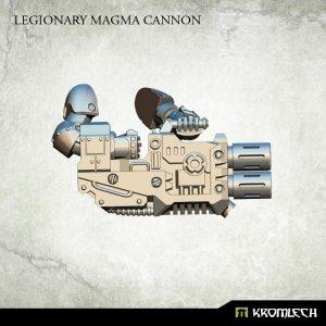 Kromlech   Legionary Conversion Parts Legionary Magma Cannon (3) - KRCB162 - 5902216113671