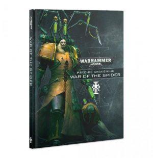 Games Workshop (Direct) Warhammer 40,000  Psychic Awakening Psychic Awakening: War of the Spider - 60040199116 - 9781788268066