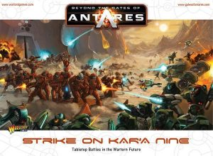 Warlord Games Beyond the Gates of Antares  SALE! Beyond the Gates of Antares: Strike on Kar'a Nine - 501010001 - 5060393705529