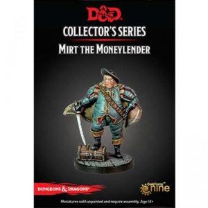 Gale Force Nine Dungeons & Dragons  D&D Miniatures D&D: Mirt the Moneylender - GFN71069 - 9420020242593
