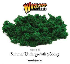 Warlord Games   Lichen & Foliage Warlord Scenics: Summer Undergrowth - WGS-STG-18 - 5060393703518