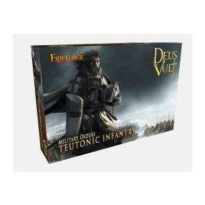 Fireforge Games   Medieval Era Teutonic Infantry - FF005 - 2620700005556