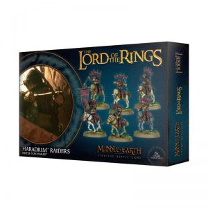 Games Workshop (Direct) Middle-earth Strategy Battle Game  Evil - Lord of the Rings Lord of The Rings: Haradrim Raiders - 99121464017 - 5011921108527