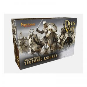 Fireforge Games   Medieval Era Teutonic Knights - FF001 - 2690030004437