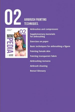 Scale75   Painting Guides Minipedia 02 - Airbrush Painting Techniques - MiniPed02 -