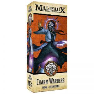Wyrd Malifaux  Ten Thunders Charm Warder - WYR23724 - 812152031449