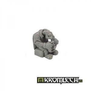 Kromlech   Orc Model Kits Orc Driver (1) - KRM005 - 5902216111301
