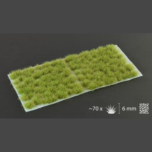 Gamers Grass   Tufts Dry Green 6mm Tufts Wild - GG6-DG - 738956787637