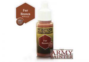 The Army Painter   Warpaint Warpaint - Fur Brown - APWP1122 - 2561122111114