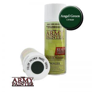 The Army Painter   Spray Paint AP Spray: Angel Green - APCP3020 - 2530201111116