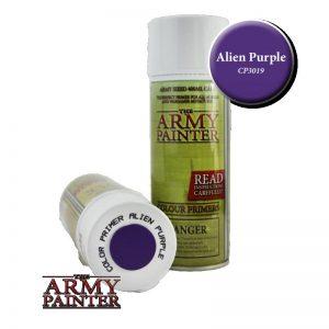 The Army Painter   Spray Paint AP Spray: Alien Purple - APCP3019 - 2530191111110