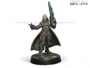 Corvus Belli Infinity  Non-Aligned Armies - NA2 Father Lucien Sforza (Viral Rifle  ADHL) - 280708-0322 - 2807080003222