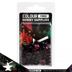 The Colour Forge   Glass Gems Mana Pool: Arcane Aegis (small) - TCF-MP-0140 - 5060843100140
