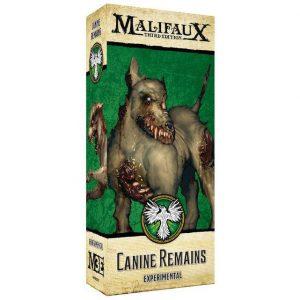 Wyrd Malifaux  Resurrectionists Canine Remains - WYR23211 - 812152031937