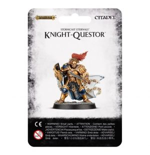 Games Workshop (Direct) Age of Sigmar  Stormcast Eternals Stormcast Eternal Knight Questor - 99070218011 - 5011921080205