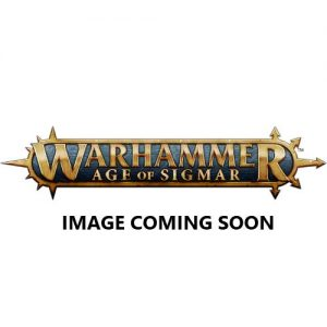 Games Workshop (Direct) Age of Sigmar  Age of Sigmar Direct Orders Dispossessed Warden King - 99070205002 -