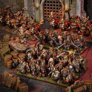 Mantic Kings of War  Abyssal Dwarves Abyssal Dwarf Army (2020) - MGKWK112 - 5060469665184