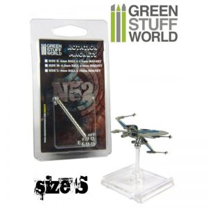 Green Stuff World   Magnets Rotation Magnets - Size S - 8436554367740ES - 8436554367740