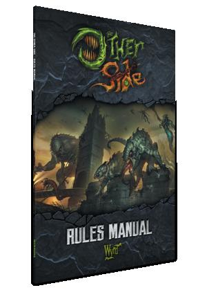Wyrd The Other Side  The Other Side Essentials The Other Side Rules Manual - WYR40002 - 9780997130492