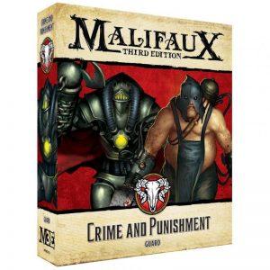 Wyrd Malifaux  Guild Crime and Punishment - WYR23113 - 812152032125