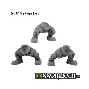 Kromlech   Orc Conversion Parts Orc Afrika Korps Legs - KRCB079 - 5902216110779