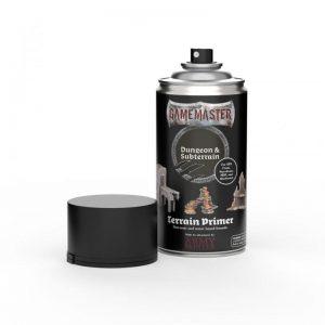The Army Painter   Spray Paint GM: Terrain Primer - Dungeon & Subterrain - AP-GM3001 - 5713799300194