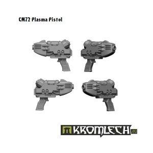 Kromlech   Misc / Weapons Conversion Parts CM72 Plasma Pistol (5) - KRCB117 - 5902216112452