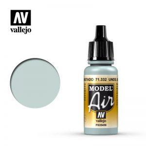 Vallejo   Model Air Model Air: Underside Blue Faded - VAL71332 - 8429551713320