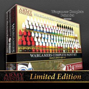 The Army Painter   Paint Sets Warpaints Complete Wargamers Paint Set (2018) - APWP8022 - 2580221115748