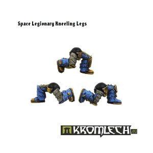 Kromlech   Legionary Conversion Parts Legionaries Kneeling Legs (6) - KRCB070 - 5902216110687