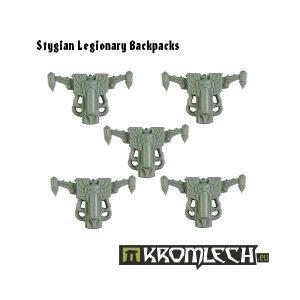 Kromlech   Heretic Legionary Conversion Parts Stygian Legionary Backpacks (5) - KRCB140 - 5902216112995