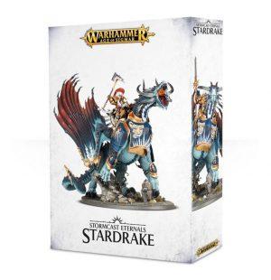 Games Workshop Age of Sigmar  Stormcast Eternals Stormcast Eternal Stardrake - 99120218073 - 5011921166022