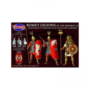 Victrix   Victrix Rome's Legions of the Republic (I) Mail Armour - VXA007 -