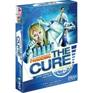Z-Man Games Pandemic  SALE! Pandemic: The Cure - ZMG71150 - 681706711508