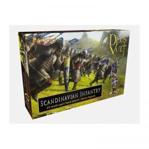 Fireforge Games   Medieval Era Scandinavian Infantry - FF012 - 2621900006930