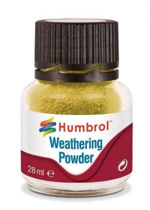 Humbrol   Weathering Powders Weathering Powder Sand 28ml - AV0003 - 5010279700049