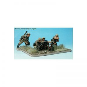 Perry Miniatures   Perry Miniatures 81mm Mortar and 4 crew - GWW10 -
