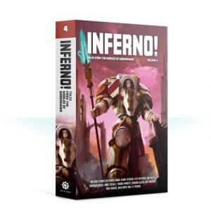 Games Workshop   Inferno! Inferno Volume 4 (sotfback) - 60109981018 - 9781781939604