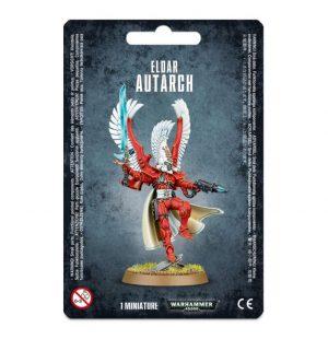 Games Workshop (Direct) Warhammer 40,000  Craftworlds Eldar Craftworlds Eldar Autarch - 99070104003 - 5011921058570