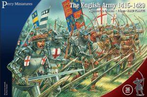 Perry Miniatures   Perry Miniatures The English Army 1415-1429 - AO40 - ao 40