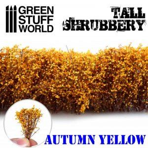 Green Stuff World   Plants & Flowers Tall Shrubbery - Autumn Yellow - 8436574504309ES - 8436574504309