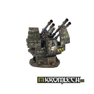Kromlech   Orc Model Kits Orc Flakvierling - KRM033 - 5902216111561
