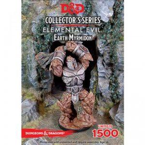 Gale Force Nine Dungeons & Dragons  D&D Miniatures D&D: Earth Myrmidon - GFN71040 - 9420020226975