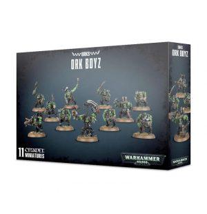 Games Workshop Warhammer 40,000  Orks Ork Boyz - 99120103052 - 5011921156979