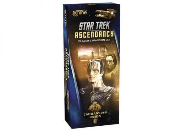 Gale Force Nine Star Trek: Ascendancy  Star Trek Ascendancy Star Trek Ascendancy: Cardassian Union Expansion - ST002 - 9781940825922