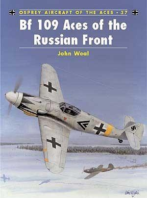 Warlord Games (Direct) Blood Red Skies  Blood Red Skies Bf 109 Aces of the Russian Front - ACE37 -