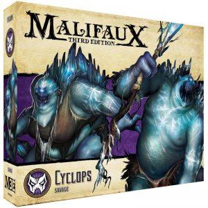 Wyrd Malifaux  Neverborn Cyclops - WYR23411 - 812152031289
