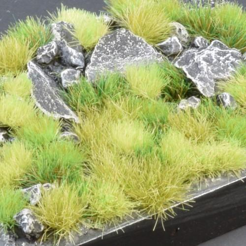 Gamers Grass   Tufts Green Meadow Tuft Set - GGSET-GM - 738956788221