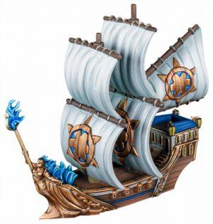 Mantic Kings of War Armada  Basileans Basilean Elohi - MGARB204 - 5060469667461