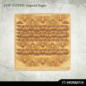 Kromlech   Modelling Extras HDF Glyphs: Imperial Eagles - KRMA047 - 5902216115101